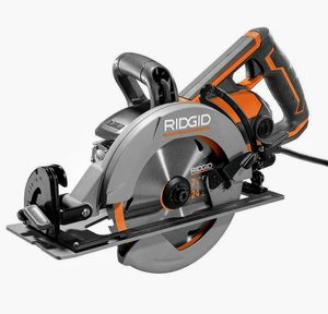Ridgid THRUCOOL 15 Amp 7-1/4 in. Worm Drive Circular Saw for Sale in Annandale, VA