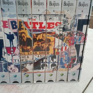 The Beatles Anthology 1-8 CASSETTES for Sale in Pomona, CA
