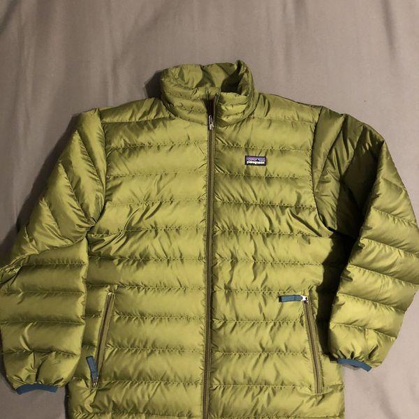 Patagonia Jacket Size 10