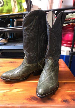 Women cowboy boots for Sale in El Cajon, CA