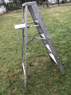 5ft Aluminum Ladder for Sale in Blue Bell, PA