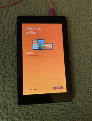 Amazon Tablet for Sale in Sacramento, CA