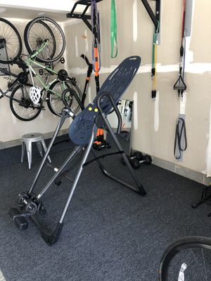 Teeter Hang Up Inversion Table $150 for Sale in Carmel, IN