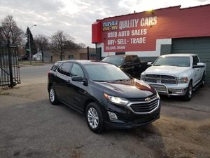 2017 Chevrolet Equinox for Sale in Detroit, MI