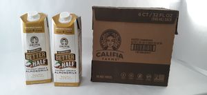 Califia brand Coconut and almond milk for Sale in Vernon, CA