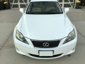 2OO7 Lexus IS 250 AWD Clean title>> for Sale in Chicago, IL