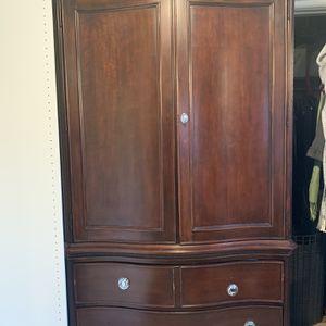 Bedroom Armoire & Wardrobe! for Sale in Castro Valley, CA