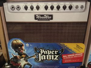 Paper Jamz Amplifier Series 1 for Sale in Vernon Hills, IL