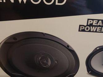 car speaker: 1 pair Pioneer 6×9 4 Way 450 watts Car Speakers for Sale in South Gate,  CA