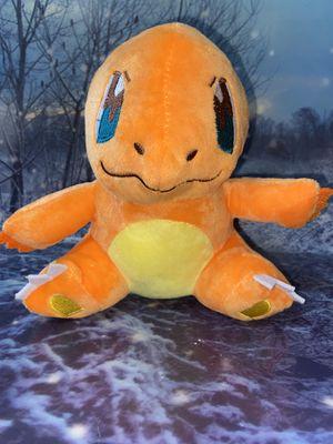 """Pokemon charmander 9"""" plush. for Sale in Bellflower, CA"""