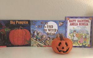 Children's Halloween Books very cute Illustrations for Sale in Fullerton, CA