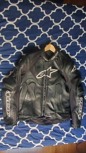 Alpinestars Jaws Leather Jacket brand new Size EU 50 USA 40 for Sale in New York, NY