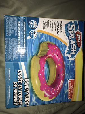 Donut pool raft UNOPENED for Sale in Naperville, IL