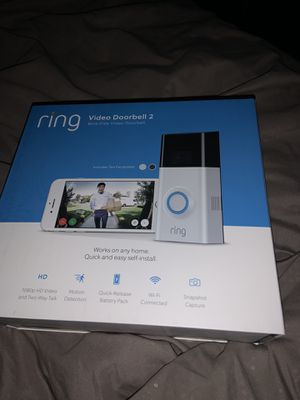 Ring video doorbell 2 for Sale in Thornton, CO