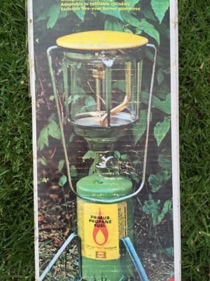 Vintage Primus camping lantern for Sale in Chula Vista, CA