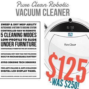 Pure clean robotic Vacuum for Sale in Keller, TX