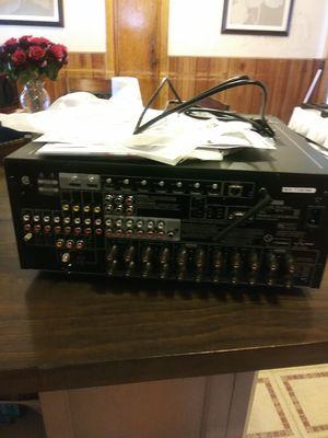 RV Yamaha receiver 100 watts per Channel for Sale in Detroit, MI