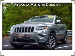 2014 Jeep Grand Cherokee for Sale in Duluth, GA