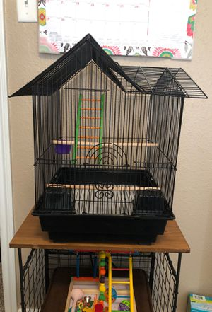 Bird cage for Sale in Tomball, TX