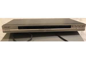 Sony DVD Player for Sale in Seattle, WA