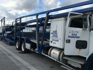 Car carrier / car hauler/ car trailer for Sale in Hialeah, FL