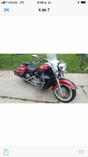 Yamaha motorcycle for Sale in Denver, CO