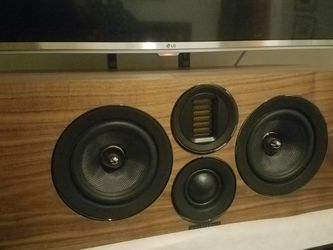 Wharfedale Evo 4.4 and 4.C 3.0 Channel Speakers (Floorstanding and Center) for Sale in Sandy,  UT