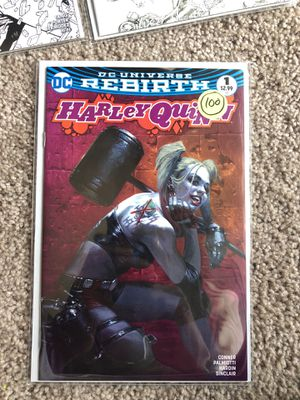 Harley Quinn comic book for Sale in Crofton, MD