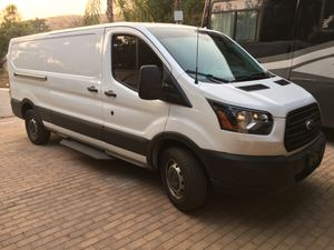 2018 Ford Transit 350 clean title 14K miles for Sale in Lakeside, CA