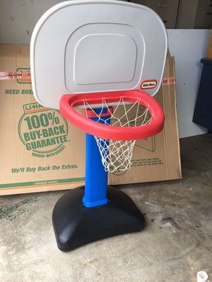 Little Tykes Basketball Hoop for Sale in Whittier, CA