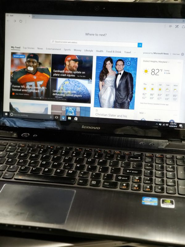 Lenovo IdeaPad Y580 Intel Core i7 Quad Core Ivy Bridge 2.4GHz NVIDIA GeForce GTX