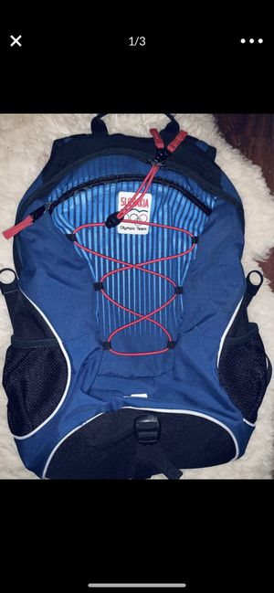 Backpack Original professional athlete backup Olympic from Rio brazil( Not free 20$ OrBestOffer ) for Sale in Miami, FL