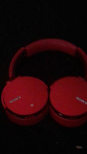 Sony Bluetooth headphones for Sale in Orem, UT