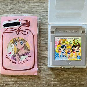 Gameboy Sailor Moon R Bishoujo Senshi Japan for Sale in San Mateo, CA