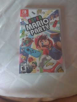 Selling This Game For 40$ Súper Mario Party for Sale in Highland Park,  IL