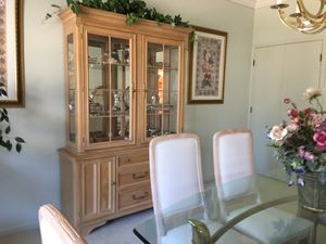 Bernhardt 10 piece dining room set for Sale in Walnut Creek, CA