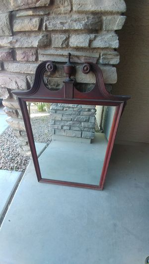Antique wall mirror for Sale in Maricopa, AZ