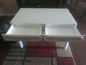 All White Table for Sale in Diamond Bar, CA