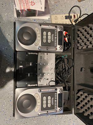 Numark Dj equipment for Sale in Oakland, CA