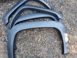 Chevy/GMC fender flares 07-14 for Sale in Roy, WA