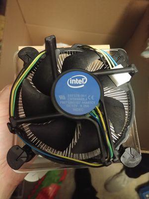 Oem stock Intel cooler for Sale in Modesto, CA