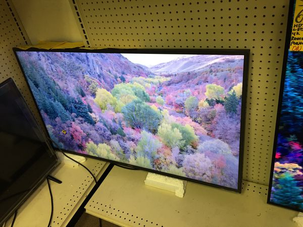 New SALE!!!!! $219 Samsung 50 inch HDTV LED 4K Smart TV WiFi Built In Model UN50MU6070FXZA