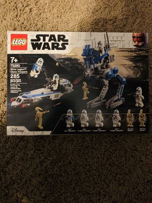 LEGO Star Wars 501st Legion Clone Troopers for Sale in Coppell, TX