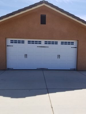 garage door for sale for Sale in Hesperia, CA