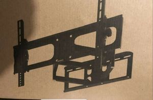 Full motion tv wall mount fits 22 inches to 70 inches for Sale in Plano, TX