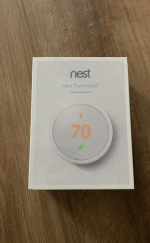 Nest Thermostat for Sale in Alexandria, VA