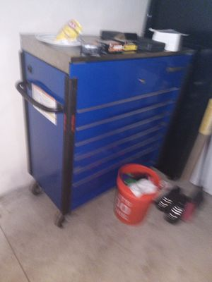 Snap on tool box 1900 obo for Sale in Detroit, MI