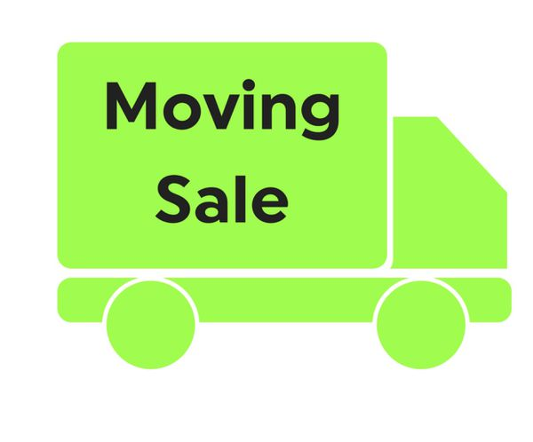 Moving Sale South City