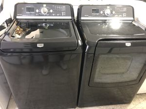 Maytag Bravos xl washer and gas dryer for Sale in San Diego, CA