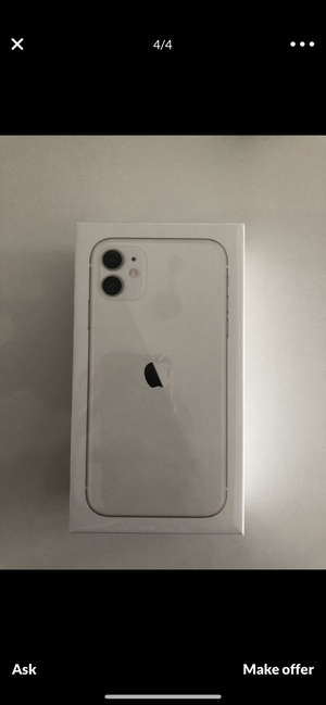 iPhone 11 AT&T 256GB for Sale in Los Angeles, CA